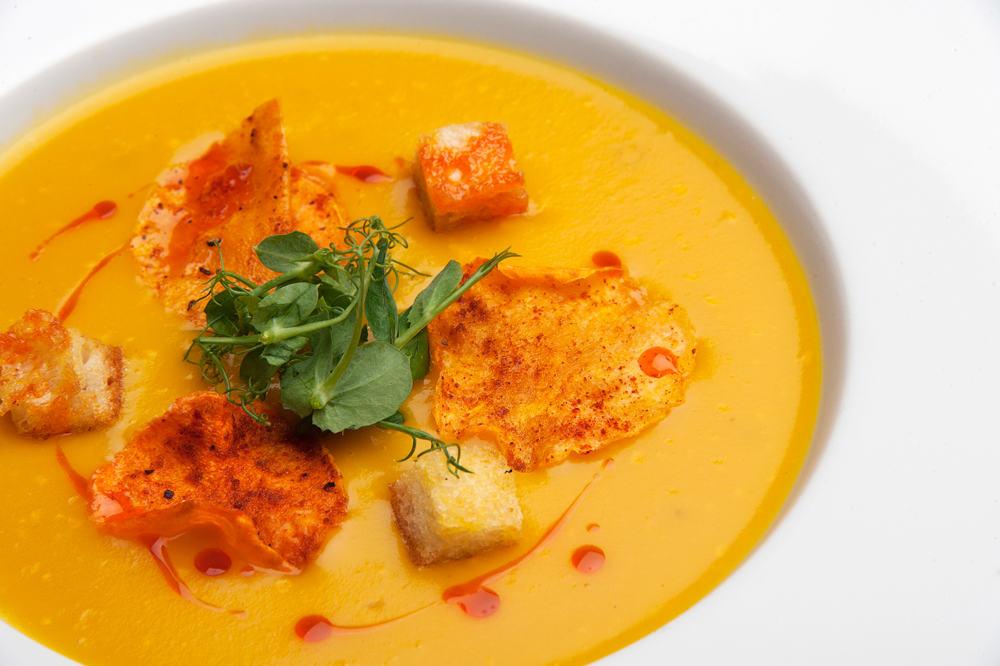 Market Squash Soup